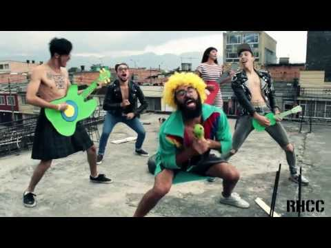 HABACUC - BOMBAYA - REALLY HARDCORE COLOMBIA (OFFICIAL VIDEO HD)