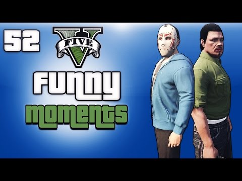GTA 5 Next Gen Funny Moments Ep. 52 (Gay Adventures, CargoTank, Tank Launching, Rolling Glitch)