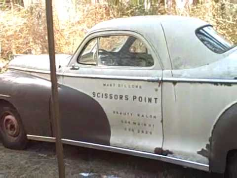 1947 d24 dodge coupe youtube for 1941 dodge 5 window coupe