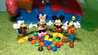 MICKEY MOUSE CLUBHOUSE Disney Junior Mickey's Candy