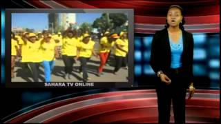 Popular Nigerian commentator Adeola speak out on the arrest of Ethiopian women on Women's Day Run