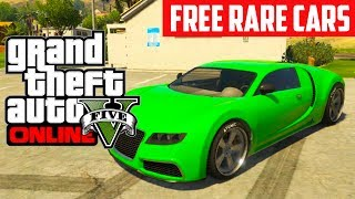 GTA 5 Online: How To Buy Any Car For Free! GTA Online