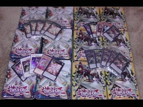 Hình ảnh trong video Yugioh Wave 1 Excalibur and Dolkka Tin Case