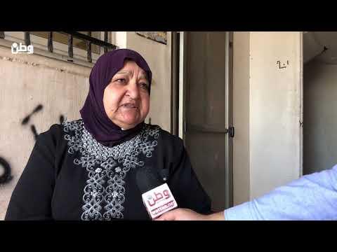 سنديانة فلسطين لـوطن: سنعيش بخيمة على انقاض المنزل وسنبنيه من جديد