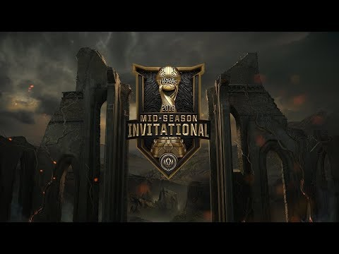 RNG vs. FNC | Semifinals Day 1 | Mid-Season Invitational | Royal Never Give Up vs. Fnatic (2018)