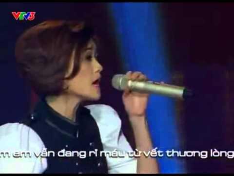 Bleeding love - Thiều Bảo Trang vs Lê Vy - The Voice 2012