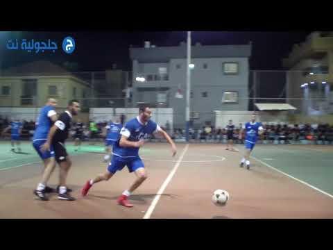 فريق ملك الطورطيا وفريق الأهلي يتأهلا للنهائي في دوري جلجولية -