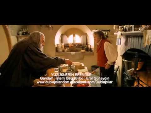 Yüzüklerin Efendisi Dublaj Gandalf İve Bilbo