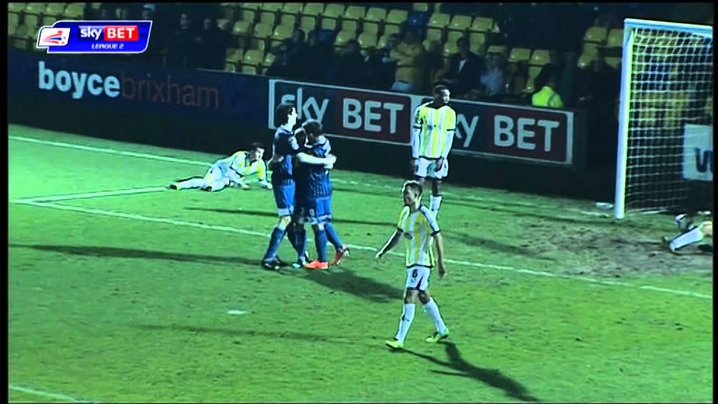 Torquay United 2-1 Rochdale