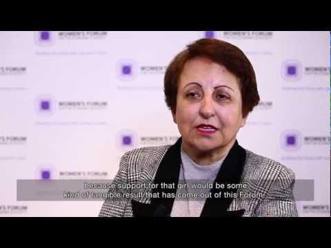 Interview - Shirin Ebadi