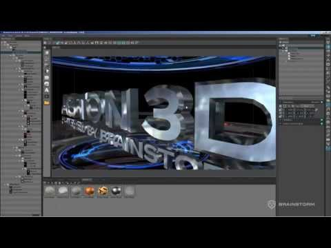 Aston 3D Overview