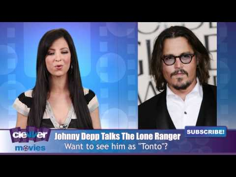 Johnny Depp Talks Playing