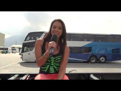 Carla's Videoblog 06 Monterrey y Cancún