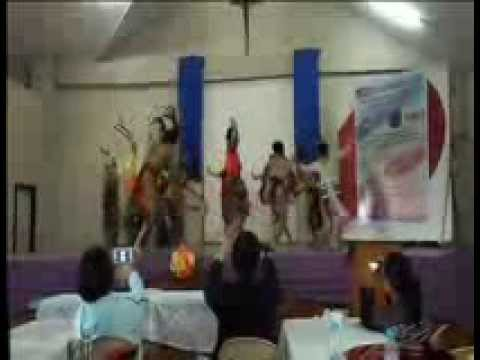 Authentic Igorot Dance