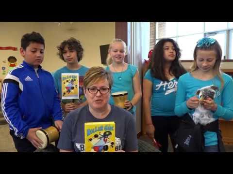 Texas Bluebonnet Award at Turlington Elementary