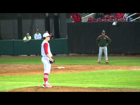 White Sox first-round pick Carlos Rodon highlights