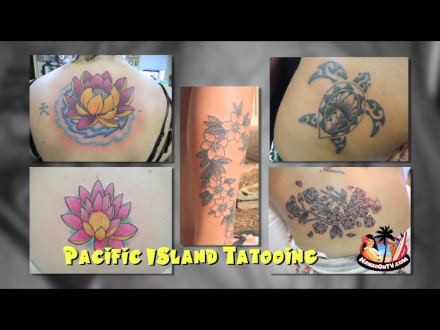 Pacific Rootz Tattoo & Body Piercing -- Maui Hawaii
