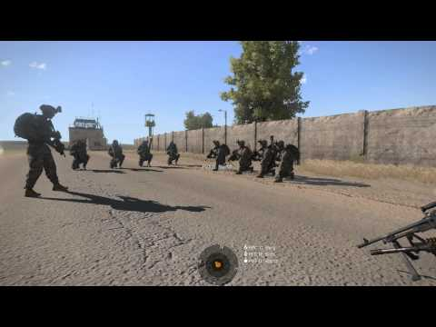 3rd Cavalry Division Arma 3 Realism Unit Mission Briefing
