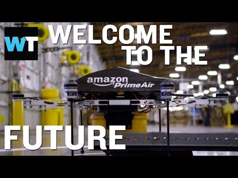 Amazon Prime Air Drone Delivery Service | What's Trending Now