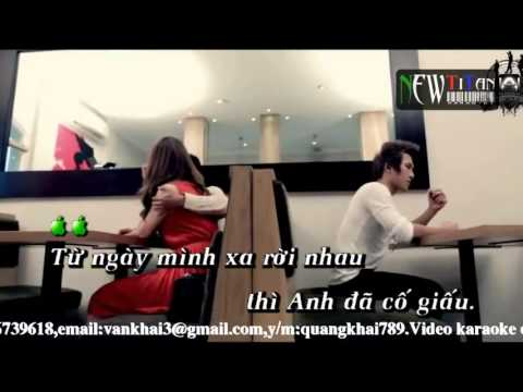 Karaoke) Nụ cười không vui Remix Châu Khải Phong(Full beat)   YouTube-Huỳnh Duy Thanh
