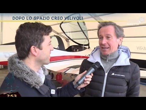Maurizio Cheli: dopo lo spazio creo velivoli