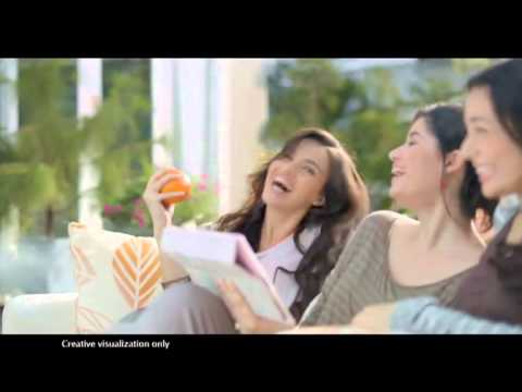 Minute Maid Pulpy Orange - TVC 2013