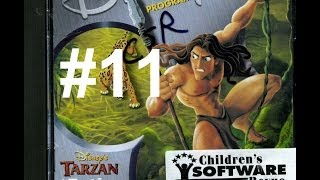 Tarzan (PC) Walkthrough Level 11. Rockin' The Boat