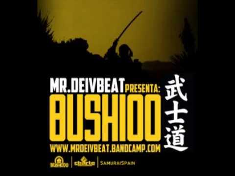 Samurai Spain 侍 Bushido RAP - youtube video