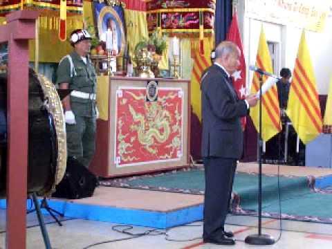 Lễ Giỗ Cố Tổng Thống Nguyễn Văn Thiệu (2)