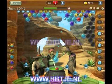 Bubble Witch Saga level 125