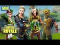 NEW UPDATE LUCK OF THE IRISH Fortnite Battle Royale