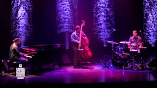 Robert Glasper trio (2015-06-28) Salle Ludger-Duvernay Monument Nation