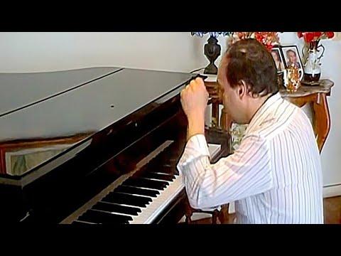 JESUS CRISTO roberto carlos A MONTANHA/ jovem guarda musicas antigas famosas piano instrumental