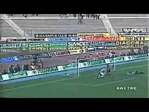 Serie A 1995-1996, day 21 Juventus - Cagliari 4-1 (Ravanelli, Del Piero, L.Oliveira, Jugovic)