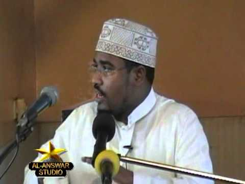 Sheikh Yusuf ABDI - MBONA HATUWI WACHA MUNGU?