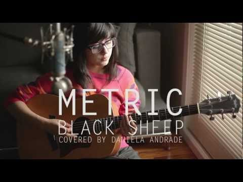 Thumbnail of video Metric - Black Sheep (COVER) by Daniela Andrade