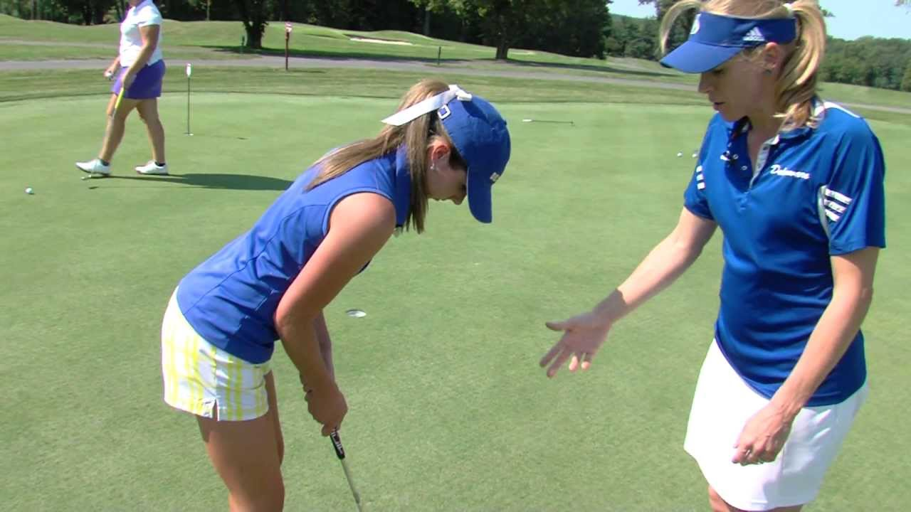 ladies golf instruction videos