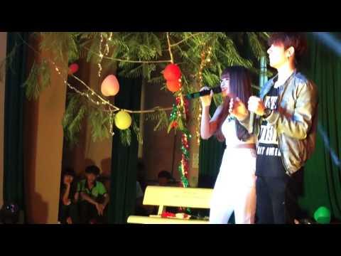 Khởi My & Kel Vin Khánh song ca & kiss