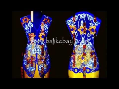 Kebaya Bali trend 2013
