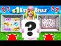 BOARD GAME Scorecard RANDOM LOOT *NEW* Game Mode in Fortnite Battle Royale