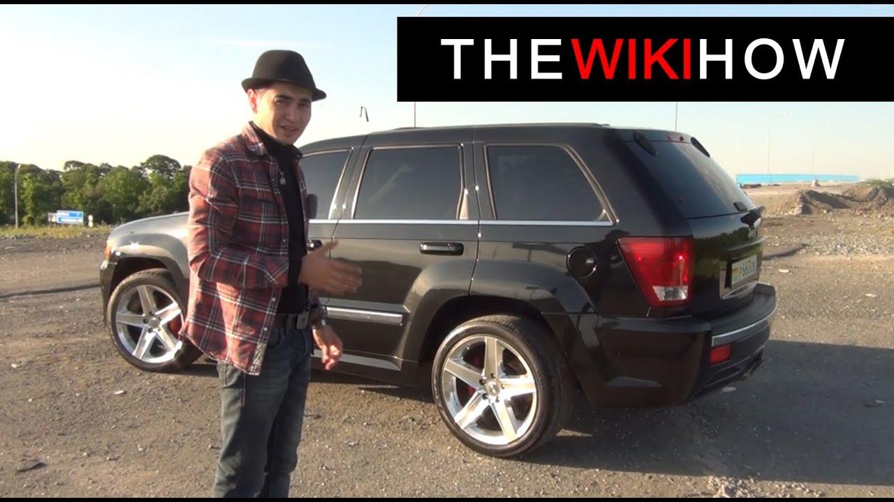 Тюнинг: Jeep Grand Cherokee SRT8 420 л.с. Жорик Ревазов