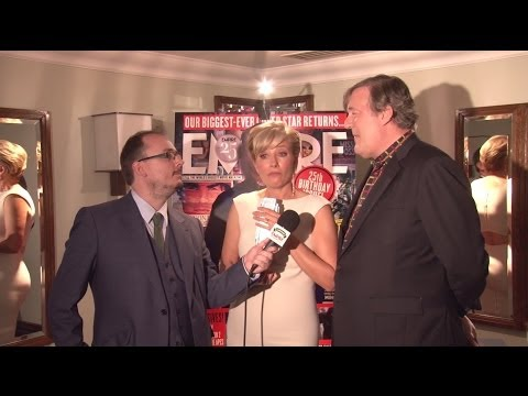 Jameson Empire Awards 2014 - Post-Win Interviews: Emma Thompson