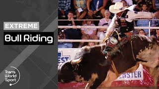 Crazy World of Professional Bull Riding | Trans World Sport