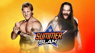 Chris Jericho Vs. Bray Wyatt SummerSlam 2014 WWE 2K14