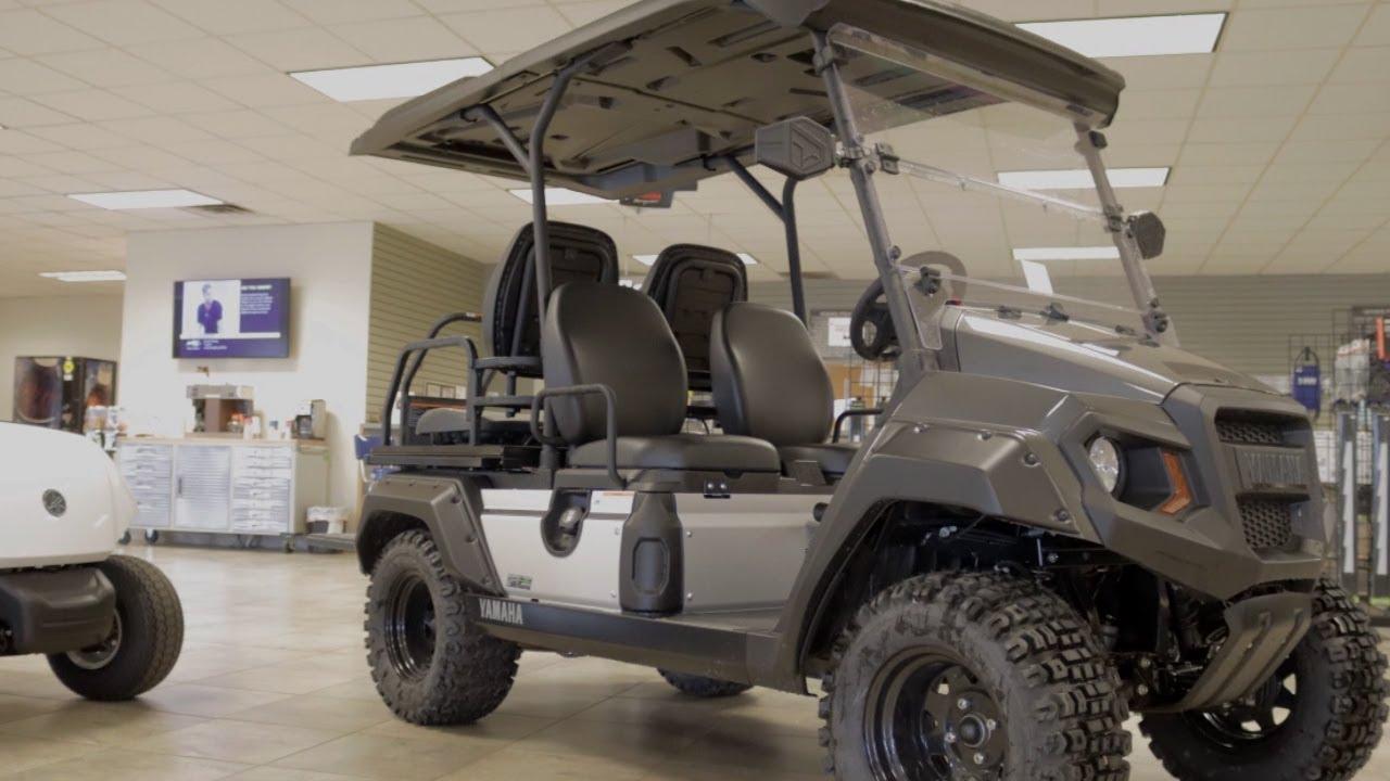 Mid Ohio Golf Car