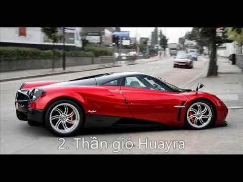10 chiếc siêu xe đẹp nhất thế giới | ototoanquoc.com |