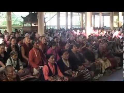 Ngài Đạt Lai Lạt Ma thuyết giảng về Phật giáo tại Ấn Độ
