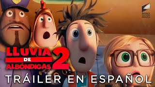Lluvia De Albóndigas 2 Tráiler Español