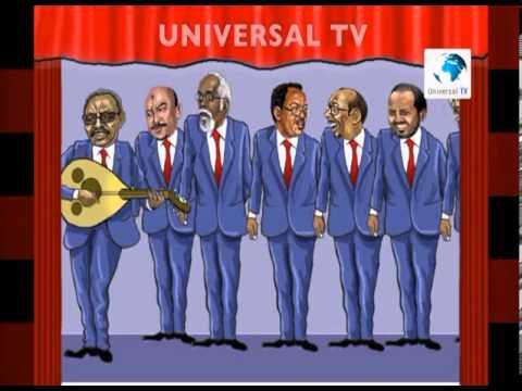 BARNAMIJKA CIIDA UNIVERSAL TV 2013