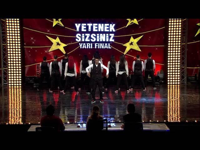 Yetenek Sizsiniz Türkiye Yarı Final - Moonstar